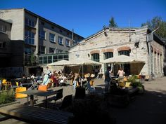 F-hoone Tallinn: my favourite hotspot in Kalamaja