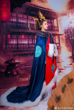 Artistic Portrait Photography, Chinese Dragon, Hanfu, Geisha, Fascinator, Asian Beauty, Cosplay, Culture, Lady