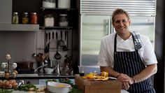 Chef Curtis Stone shares simple meals to keep us warm through the long cold winter!