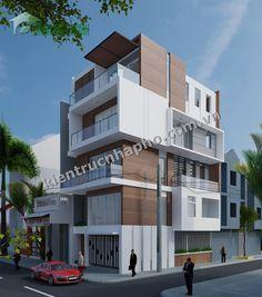 thiết kế nhà phố hai mặt tiền nội thất đẹp http://kientrucnhapho.com.vn/nha-pho-dep/
