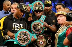 Floyd Mayweather maintains his unbeaten record and wins the richest fight in boxing history after beating Manny Pacquiao via a wide unanimous Floyd Mayweather, Pacquiao Fight, Manny Pacquiao, Las Vegas, Giancarlo Stanton, Boxing History, Boxing Champions, Sport Icon, Boxing
