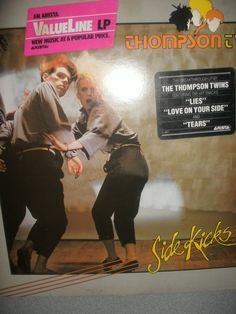 Thompson Twins Side Kicks Vinyl Record Nm With Good by AJRECORDS, $9.99