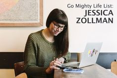 Life List Inspiration from Go Mighty - Mighty Girl