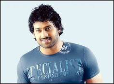 Prabhas's new darling http://www.andhrawishesh.com/telugu-film-movies/movie-news/47547-prabhass-new-darling.html  Young Rebel Star Prabhas is a darling for many heroes and directors in Tollywood. We can also say, Prabhas is the least controversial guy, also handled controversies quite well, when they landed on his way.