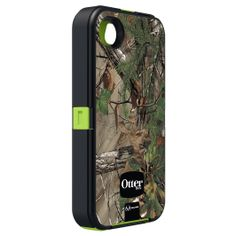 Otterbox IPhone 5 Defender Series Case - Realtree Xtra Green