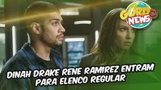 Arrow - Dinah Drake e Rene Ramiriz entram para elenco regular https://youtu.be/Vs50HUjdHPc