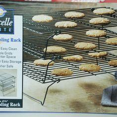 K卡莱恩-DIY饼干架 3层蛋糕冷却架晾凉网可折叠 外贸原单限量-淘宝网 36.8rmb