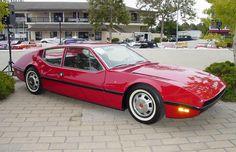 The 1970 Cadillac Eldorado NART Zagato.