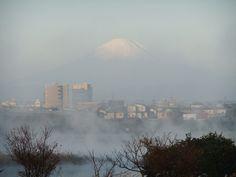 Mt. Fuji & Sagami River