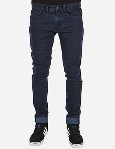 iriedaily - ID36 Slim Pant L32 night sky