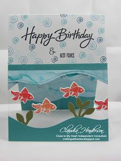 Crafting with a View: A Year of Card Techniques ~ January Blog Hop ~ Shaving Cream