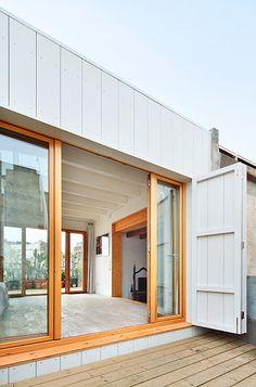 Penthouse extension : flexoarquitectura
