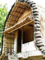 Rumah Adat Sasak lombok NTB | Home Design and Ideas Lombok, Classic House, Architect Design, Traditional House, Colonial, House Design, Cabin, Architecture, House Styles