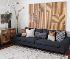 Home Decoration Shops Near Me Wood Slat Wall, Wood Slats, Wood Wall Art, Rustic Wall Art, Modern Wall Art, Reclaimed Wood Art, Geometric Wall Art, Decor Styles, Wall Decor