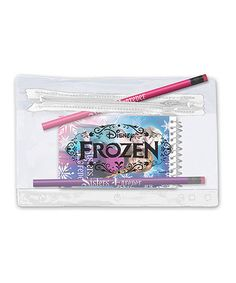 Another great find on #zulily! White 'Sister Forever' Pencil Pouch Set #zulilyfinds