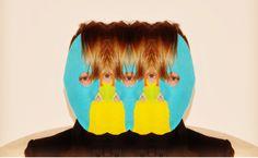 Masked Mirror Reflection Captured by: Kokona Ribane Model: Mostert Steaphanus Chad Reflection, Mirror, Outdoor Decor, Model, Mirrors, Scale Model, Models, Template