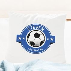 Personalised Father's Day Gifts :: Let your father know how much you mean to him with one of our gift ideas - Fast UK Delivery. Personalised Teddy Bears, Personalised Cushions, Personalized Pillow Cases, Personalized Fathers Day Gifts, Personalized Football, Blue Football, Football Fans, Birthday Gifts For Kids, You Are The Father
