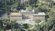 Daylight Vatican City, Waves, Europe, Mansions, World, Mansion Houses, The World, Manor Houses, Villas