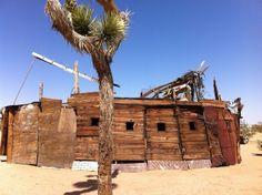Noah Purifoy's Outdoor Desert Art Museum