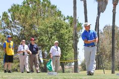 Summer 2016: Freshman Daniel plays in his first Presidents Cup at our Temecula campus. #Golf #GolfCollege #PGCCGolf