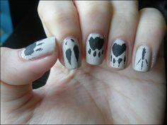 Animal Track Nails