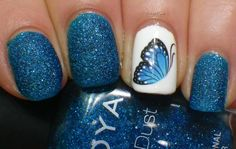 "Zoya ""Liberty"" www.colorfulcrack.com"