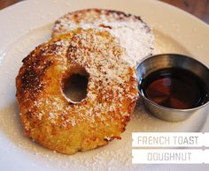 french toast doughnuts