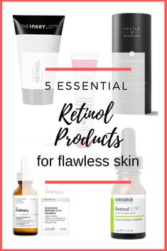 Retinol can do amazing things for your skin! Its the only product that makes your skin cells act you Best Anti Aging, Anti Aging Skin Care, Skin Care Regimen, Skin Care Tips, Organic Skin Care, Natural Skin Care, Skin Care Routine For 20s, Skincare Routine, Younger Skin