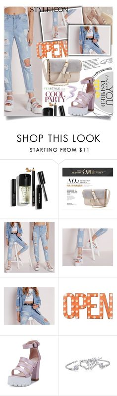 """YesStyle - 10% off coupon"" by lillili25 ❤ liked on Polyvore featuring Bobbi Brown Cosmetics, Tiffany & Co., Shabby Chic, Quintess, Dot & Bo, Zundiao, Topshop, party, anniversary and celebration"