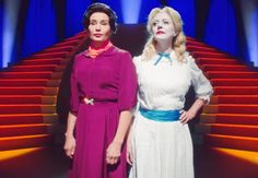 'Feud: Bette & Jane' Review: Jessica Lange & Susan Sarandon Kill In Hollywood War Story