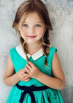Cute Little Girls Braided Hairstyles