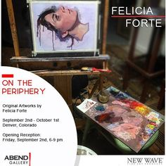 Sweet shot from the studio of @feliciaforte in the latest 'Let's Talk Art' newsletter (read at newwaveart.com). If in the Denver area be sure to check out Felicia's show of original work at Abend Gallery from 9/2 - 10/1.  Details in image above. (New Wave POSH table top palette featured in image.) #newwaveart #newwavepalettes #newwavepalette #oilpainting #portraitpainting #figurepainting #stilllifepainting #art #artist