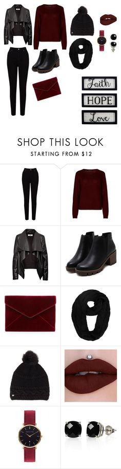 """""""Untitled #9"""" by nameno ❤ liked on Polyvore featuring EAST, 360cashmere, HIDE, Rebecca Minkoff, UGG, Abbott Lyon, Belk & Co. and New View"""