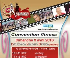 Convention Fitness : 03.04.2016