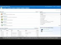 Introduction - How to use QuickBooks Online for the first time
