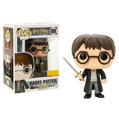 Harry Potter Pop! Vinyl Figure Harry Potter with Gryffindor's Sword [Exclusive]