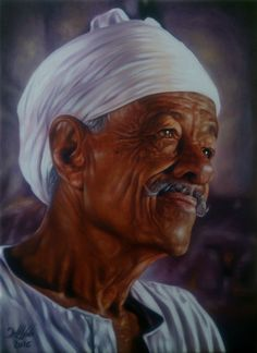 Adel Elliethy - egypt Oil painting Canvas 50 *70