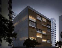Edifício UN1CO (São Paulo, Brasil). @metaincorporadora @souzalimaconstrutora #rendering #novosedificios #metaincorporadora #studioarthurcasas #arquitetura #building #architecture. Entrega: março de 2017 | Acompanhe nossas obras no perfil @studio_arthur_casas. O projeto completo está no nosso site – link na Bio. ----- UN1CO Building. (São Paulo, Brazil). Project completion: 2017, March | Follow the Studio's work at @studio_arthur_casas profile.