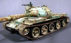 #scale #model #modern #afghan #t62 #tank