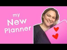 My New Planner I am sharing my new planner for the rest of this crazy year! #planner #planners #happyplanner #binder #planning #productivit #organize Year Planner, Happy Planner, Binder, Planners, Organize, Rest, Advice, Author, Videos