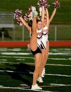 college football cheerleader upskirts