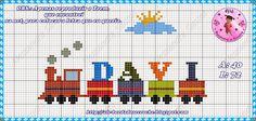 Beginner Cross Stitch Patterns Free, Baby Cross Stitch Patterns, Cross Stitch Charts, Cross Stitch Designs, Tiny Cross Stitch, Cross Stitch For Kids, Cross Stitch Pictures, Loom Patterns, Loom Beading