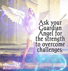^♥^ ☫ ^i^ Ꭿɲɠҽℓʂ ^i^ ☫ ^♥^ ~ Ask your Guardian Angel the strength to overcome challenges.