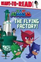 Romeo is once again up to no good with his latest invention--The Flying Factory--and he has captured PJ Robot! Will the PJ Masks be able to rescue PJ Robot, and stop Romeo from taking over the world? Early Readers, Pj Mask, Disney Junior, Toddler Toys, Book Format, 6 Years, Preschool, This Book, Author