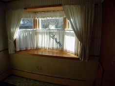 country window treatment ideas | ... else have good ideas for privacy and light treatments for windows