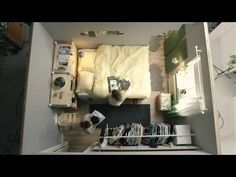 Idée IKEA - Square meter challenge The Movie - YouTube