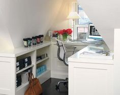 attic space removated | Attics Redux: From Musty to Multifunctional | Calfinder Remodeling ...