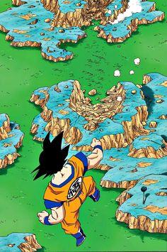 Goku!♡#manga