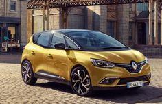 El #Renault Scénic 2017 filtrado antes de su presentación en Ginebra #RenaultScénic #autos #coches