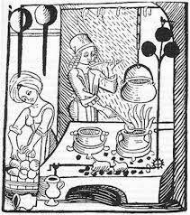 nepoznata-skrivena-istorija : Srednjovekovna evropska kuhinja - Charlet forced -...